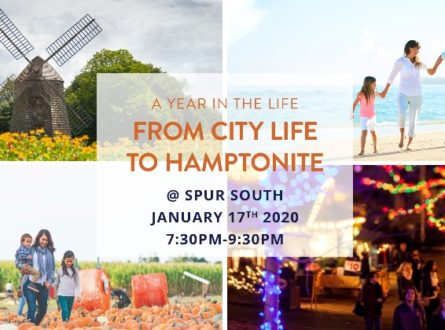 Transitioning to The Hamptons (Winter Edition)