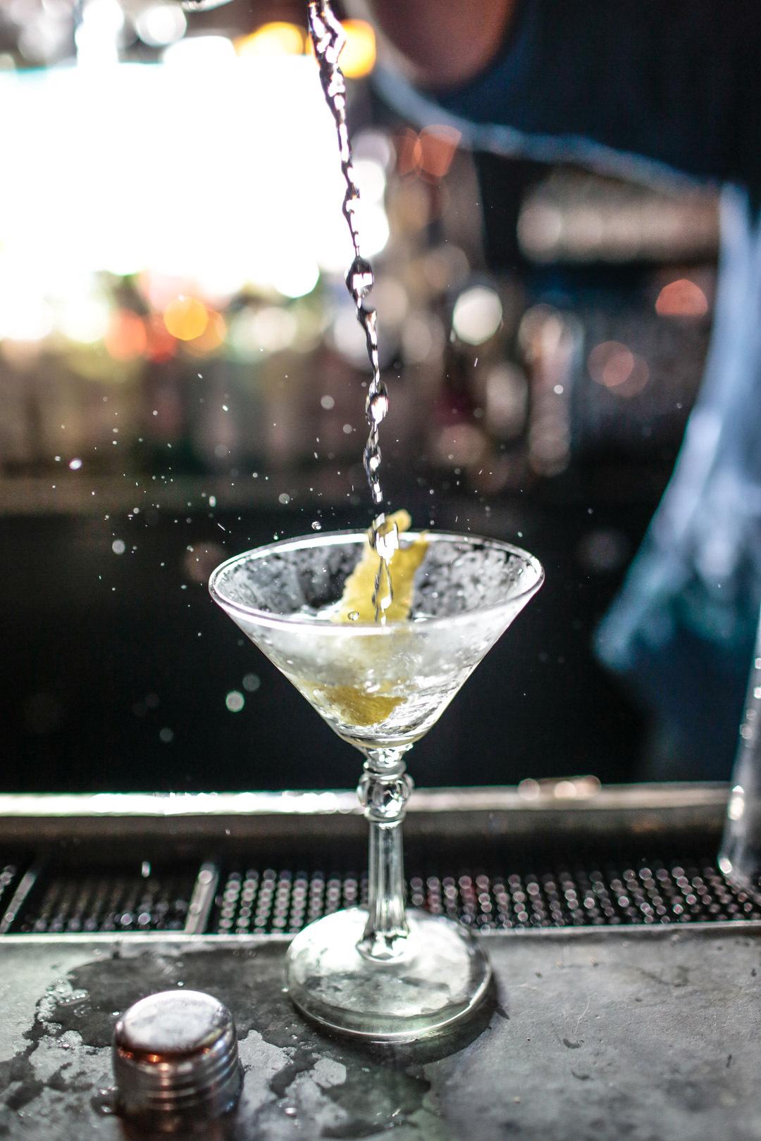 Cocktails at Fresno.