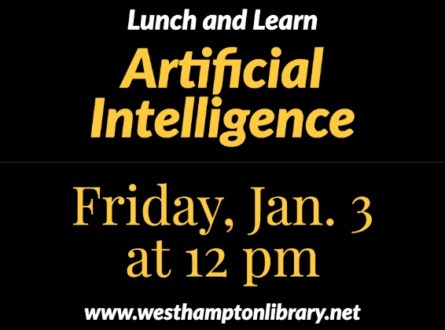 Lunch and Learn: Artificial Intelligence