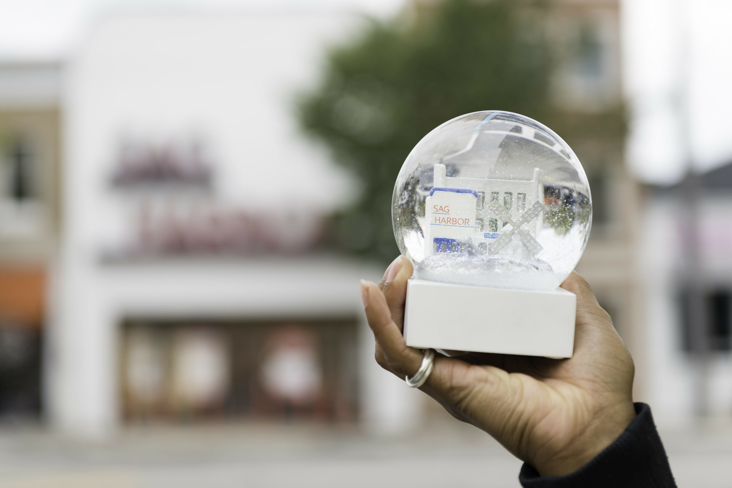 near.main will sell this commemorative snowglobe this holiday season.
