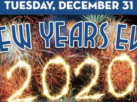 New Years Laugh, Dine, and Dance 2020