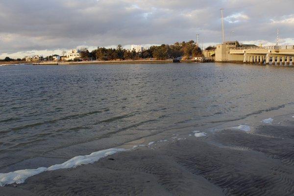 Westhampton Beach waterfront. KATE RIGA
