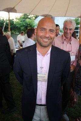 SOFO Executive Director Frank Quevedo.