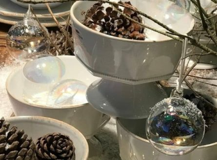 Art Of Entertaining :Holiday Tips and Table Top Tricks