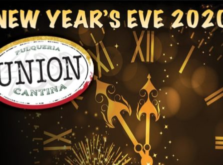 Grand Fiesta New Year's Eve Party at Union Cantina