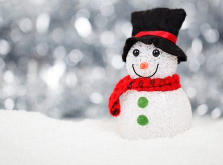 Quogue Library: Snowman Stroll & Movie