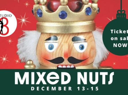 Studio 3 Presents: Mixed Nuts at the Bay Street Theater