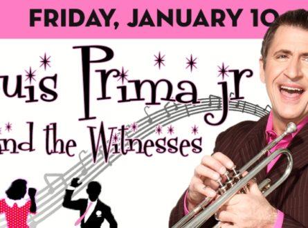 Louis Prima Jr. & The Witnesses!!