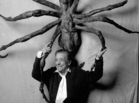 Louise Bourgeois: The Spider, the Mistress, and the Tangerine