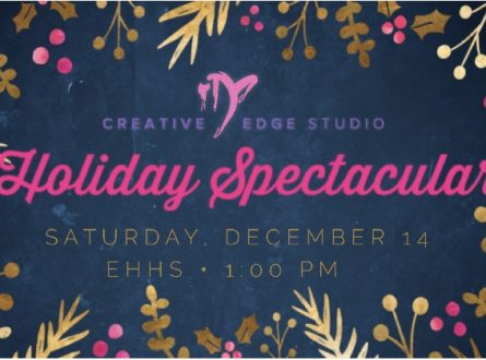Creative Edge Studio Holiday Spectacular
