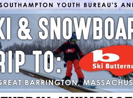 Ski & Snowboard Trip to Ski Butternut