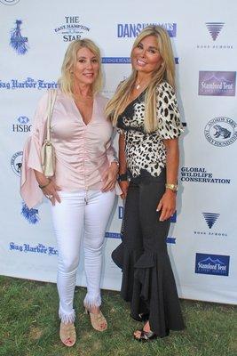 Cara Wormser and Karen Goerl