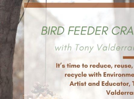 Quogue Library: Children's Birdfeeder Craft