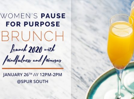 Women's Pause for Purpose Brunch