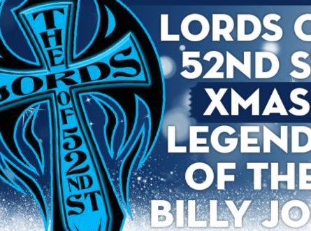 Lords of 52nd Street X-mas – Legends of the Billy Joel Band