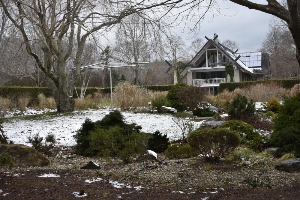 LongHouse Reserve, East Hampton, December 4, 2019.