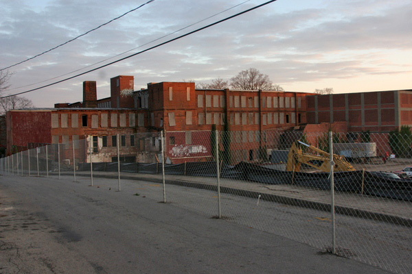 The renovation project will transform the century old former watch factory into 65 luxury condominiums and townhouses.