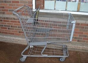 Seventy five shopping carts were stolen forom the King Kullen in Hampton Bays.