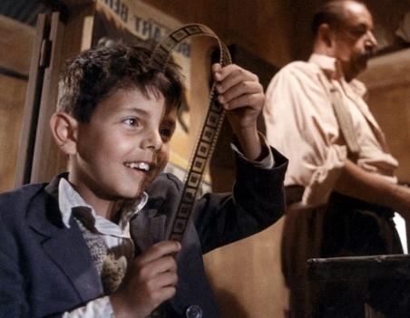 Cinema Paradiso by Giuseppe Tornatore (1988).