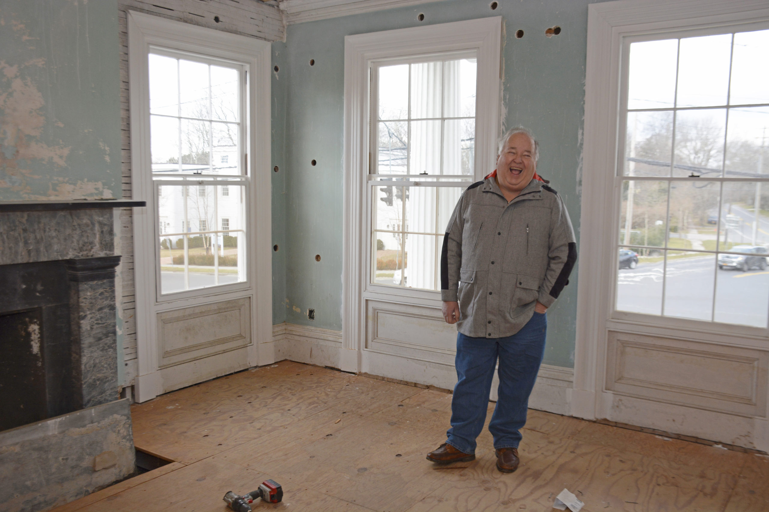 "January 17 -- After a decade and a half of construction and funding headaches, John Eilertsen had hoped that the restoration of the circa 1820s house would be completed in 2019. The historic houseowned by Southampton Town and bearing the name of the 19th century miniature portrait painter and former owner—would serve as the new headquarters and exhibition space for the Bridgehampton Museum. Sadly, Mr. Eilertsen, the museum's executive director, said it will not be open to the public until the summer of 2020. ""We are trying to preserve as much as we can,"" Mr. Eilertsen said. ""With that being said—while you don't want to correct the mistakes of the past when you are preserving—for safety and the integrity of the building, we have had to make some changes. and exhibition space for the Bridgehampton Museum."