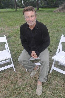 Alec Baldwin.   PRESS FILE
