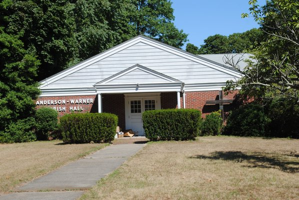 The It Takes A Village preschool is renting out space in the Anderson Warner building