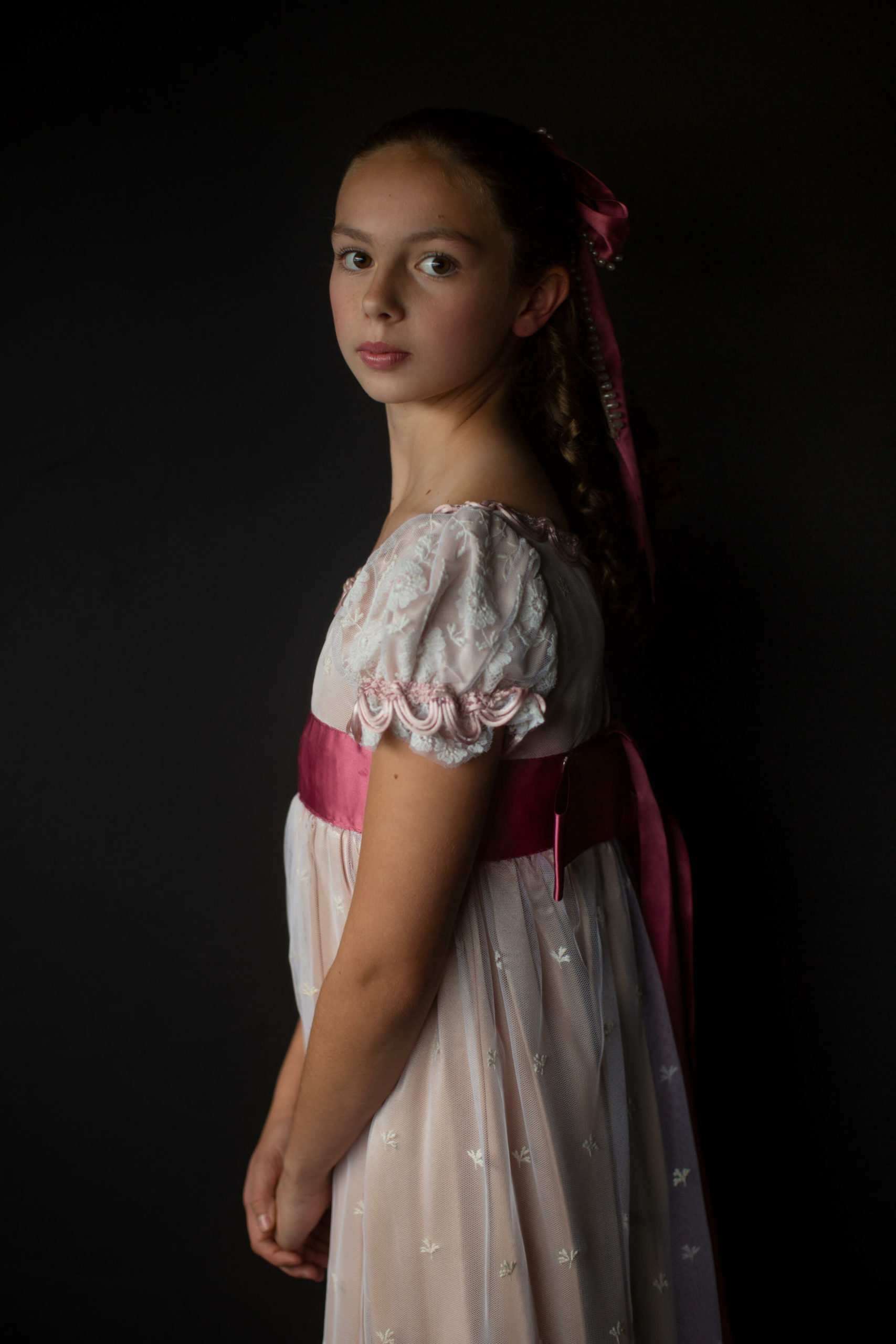 Cleo McCarty as Clara.