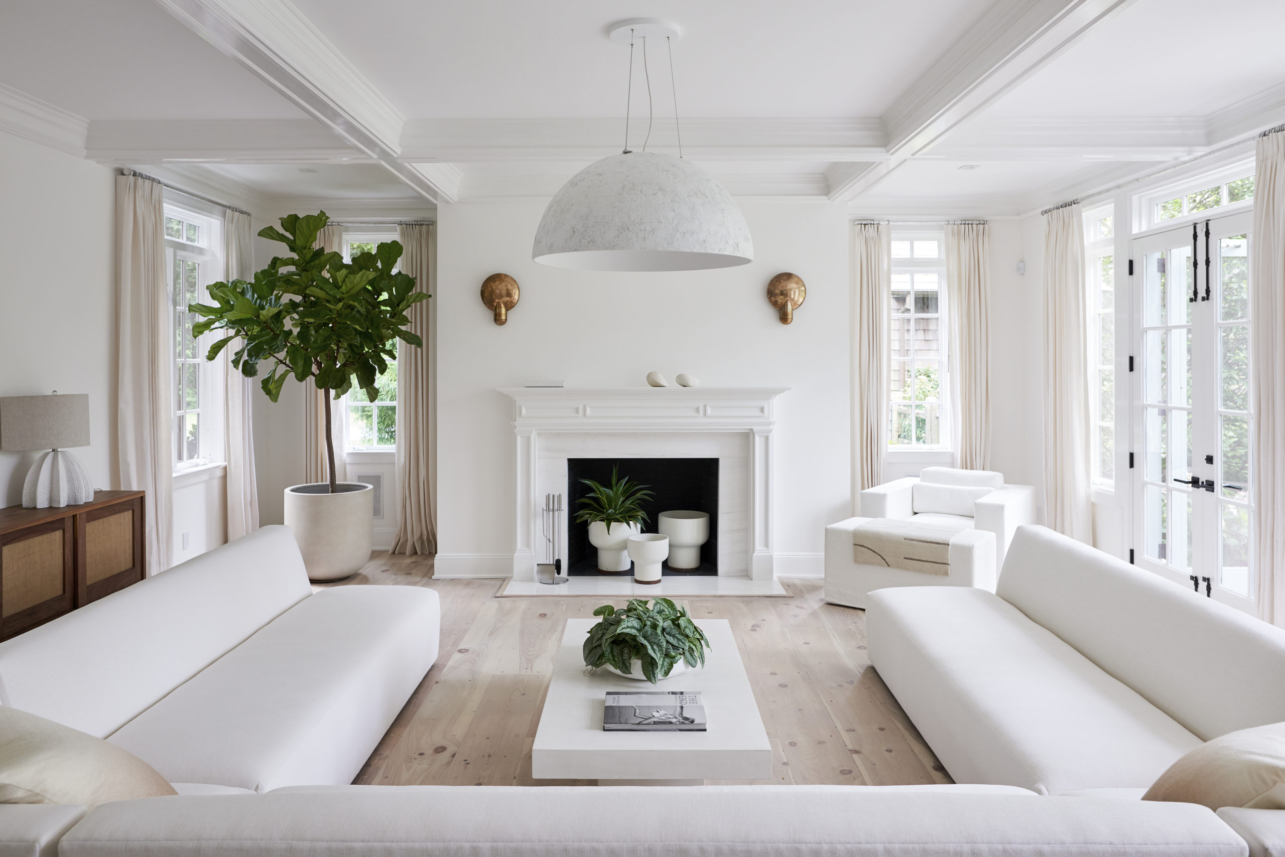 A Hamptons home designed by Timothy Godbold.
