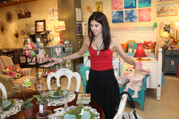 Jessica de Kerillis at Salty Home