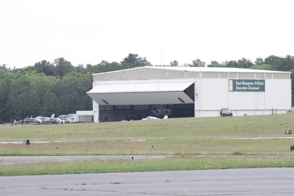 The plane that crashed on Saturday afternoon was heading for the East Hampton Executive Terminal
