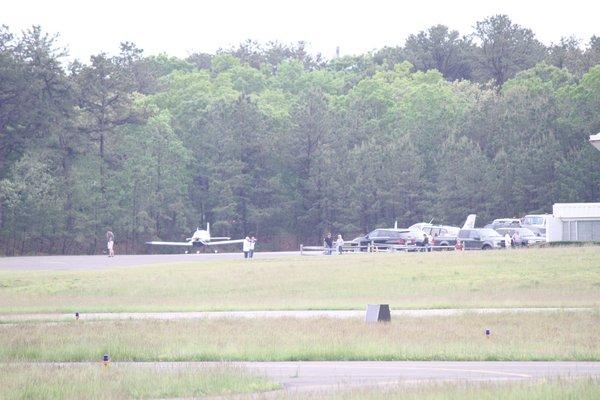 where charter plane company owned by Mr. Krupinski