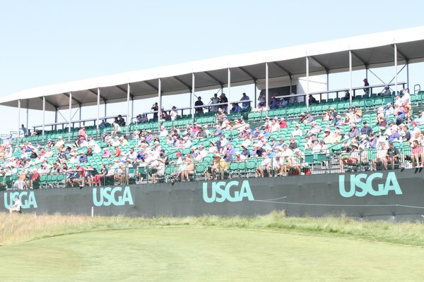 Saturday will be the busiest day at the U.S. Open at Shinnecock Hills.
