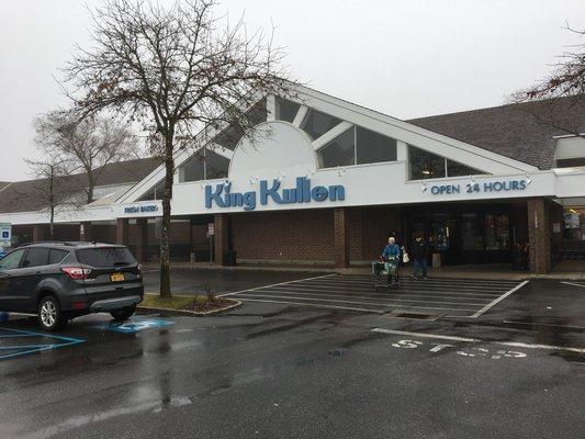 The King Kullen in Bridgehampton.      KYRIL BROMLEY