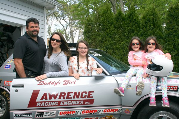something Long Island has been without since Westhampton Dragway closed in 2004. COURTESY OF HELEN LAWRENCE