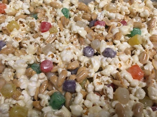 Popcorn Gumdrop Bars