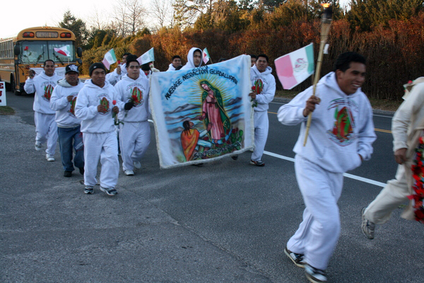 the Feast of Guadalupe