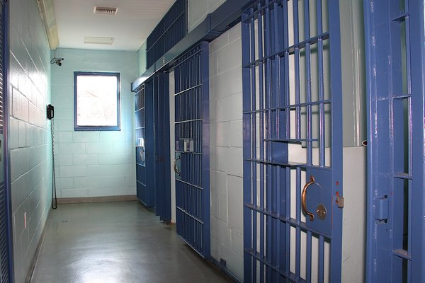 East Hampton Village will upgrade its jail. KYRIL BROMLEY