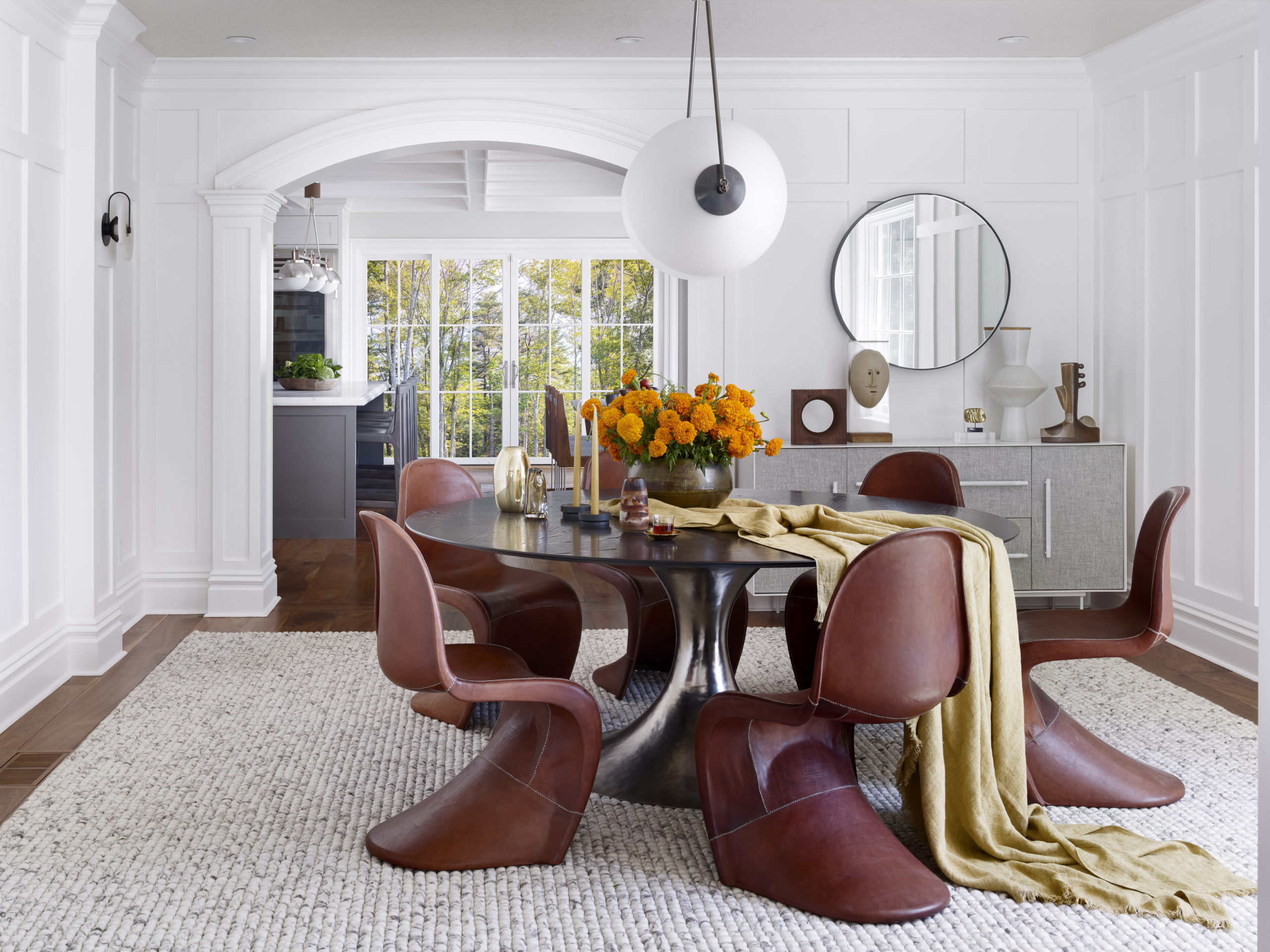 A home designed by Timothy Godbold.