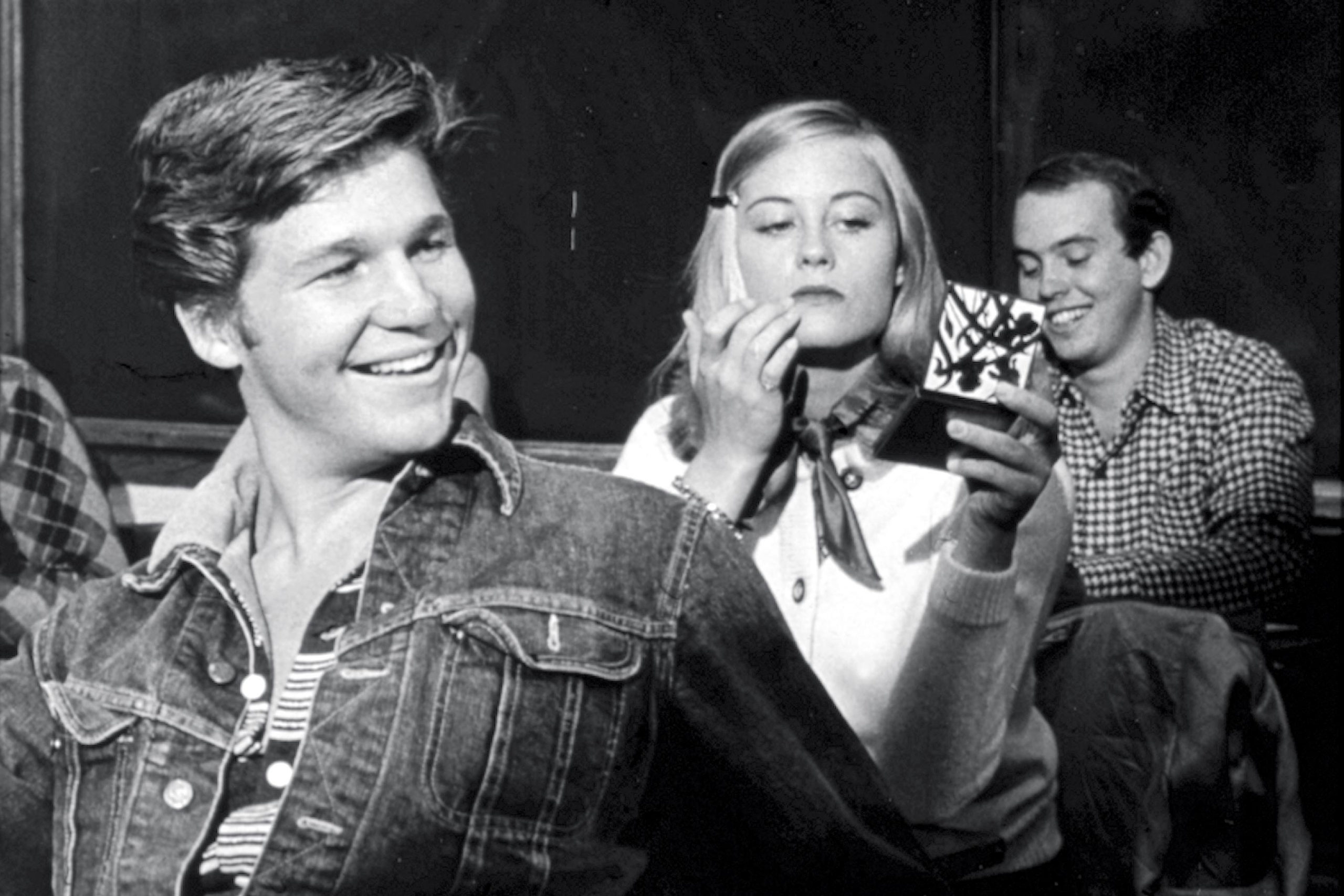 """A still image from """"The Last Picture Show,"""" by Peter Bogdanovich (1971)."""