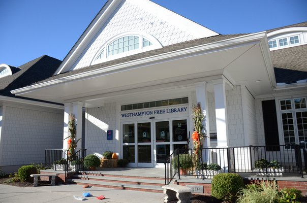 The Westhampton Beach Free Library Board of Trustees is currently weighing options to possibly move away from an appointed board of directors toward one that allows the taxpayers to have a say in who represents them at the library. GREG WEHNER