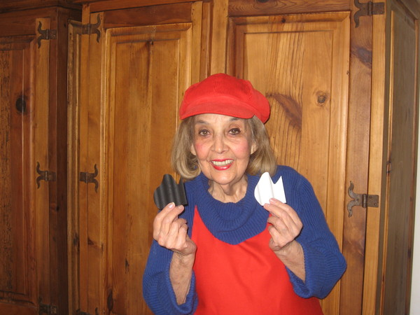Southampton resident Betty Birnbaum may be almost 80 but that hasn't stopped her from inventing a new product.