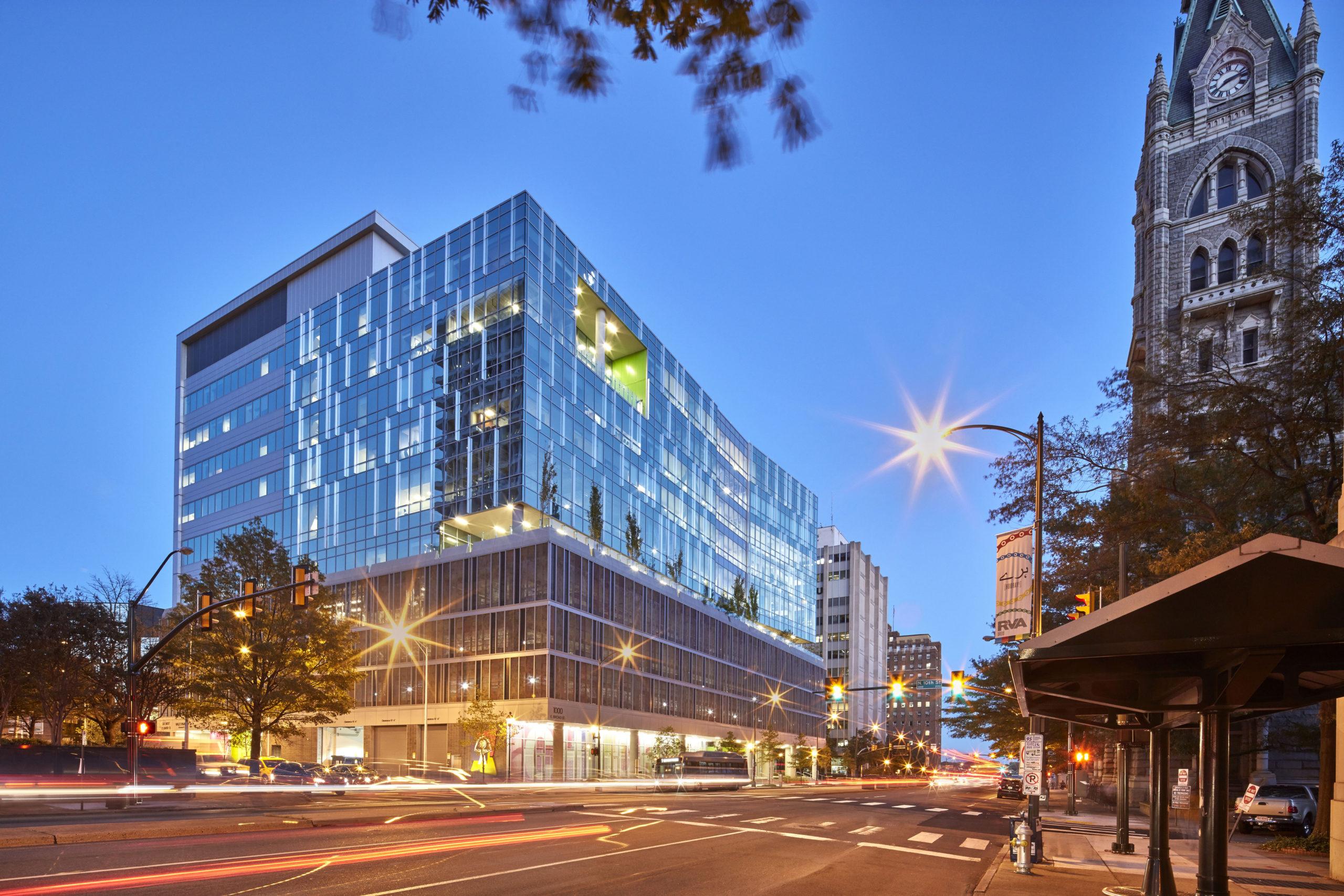 Children's Hospital of Richmond.    COURTESY HKS ARCHITECTS