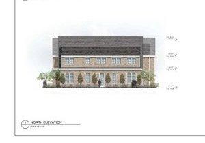Designs by Savik & Murray for the new East Hampton Senior Center Courtesy Savik & Murray