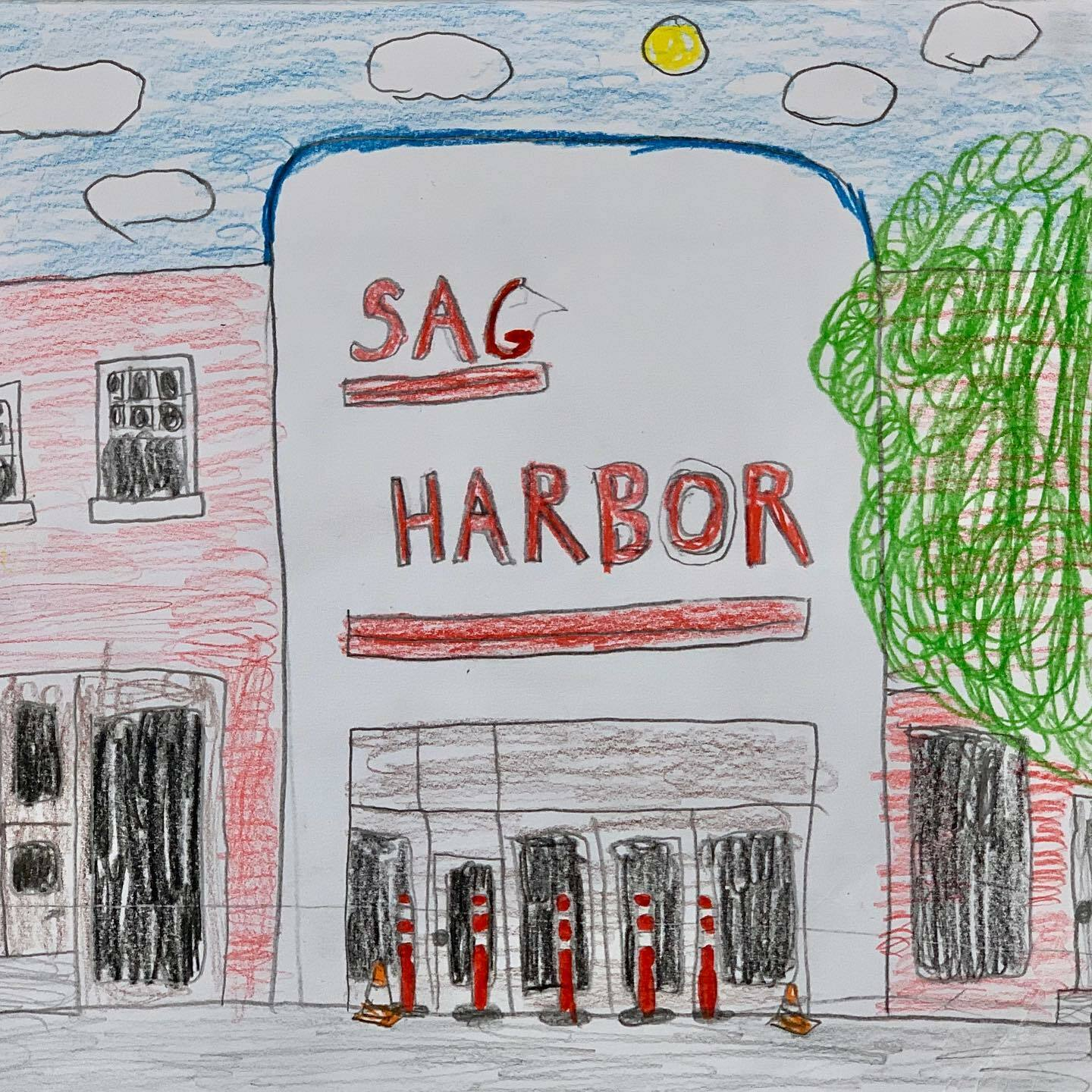 The Sag Harbor Cinema by Viggo Negroponte.