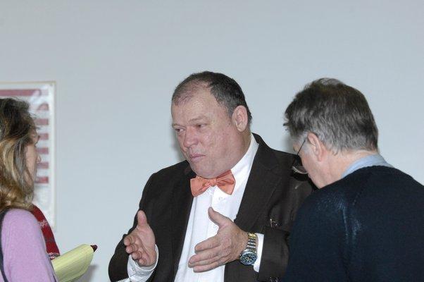 George Guldi during his trial in 2011. PRESS FILE
