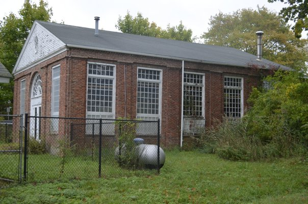 and the other building at 175 Montauk Highway in Remsenburg are for sale. ALEXA GORMAN