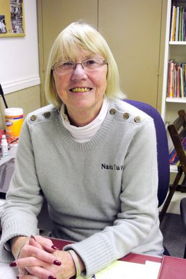 Mary Ann Tupper will be retiring from Human Resources of the Hamptons after being at the helm for 21 years.  DANA SHAW