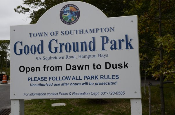 It's been more than a year after Good Ground Park in Hampton Bays opened
