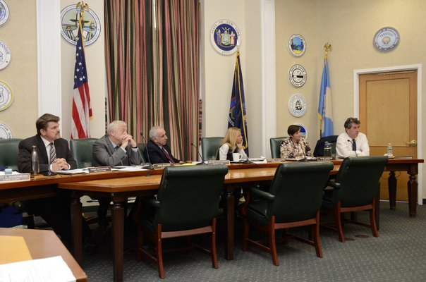 The Southampton Town Board is expected to vote on the 2019 Annual Budget on Tuesday. GREG WEHNER