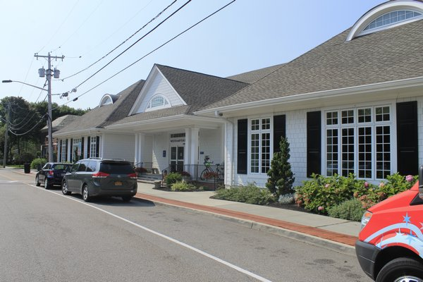 The employees of the Westhampton Free Library will vote Friday on whether they want to form a union. KYLE CAMPBELL